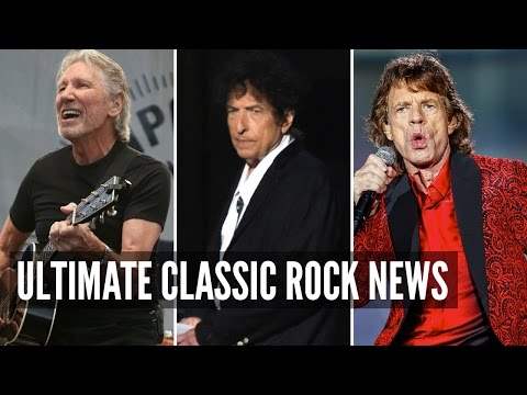 2016 Grammy Nominees Revealed: Dylan, Stones, Roger Waters