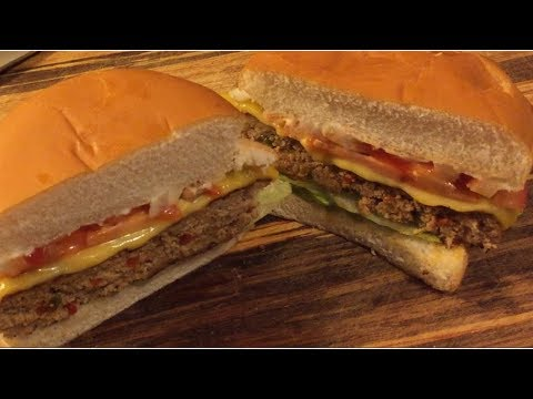 How to bake ground turkey burgers in oven