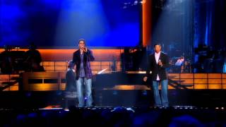 Kenny Babyface and Kevon Edmonds   I Swear  David Foster  Friends Live HD
