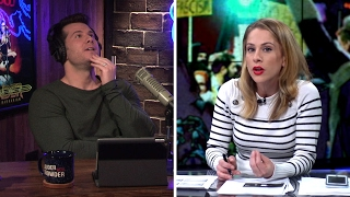 CAUGHT: The Young Turks Advocate Violent Riots! | Louder With Crowder