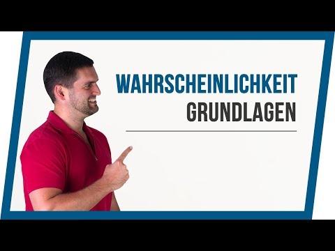 Wahrscheinlichkeit Grundlagen | Mathe by Daniel Jung