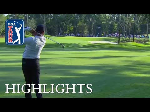Jason Day's Round 2 highlights from THE PLAYERS
