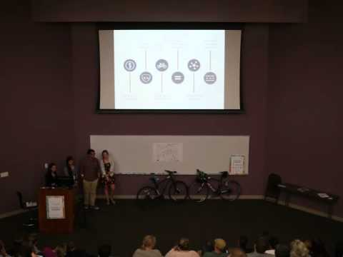 City of Conway Bike Share Project  [ 2016 Design Thinkathon]