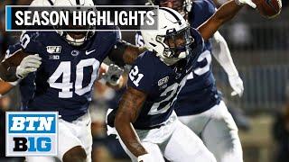 2019 Season Highlights: Penn State Makes 50th Bowl Appearance in Cotton Bowl | B1G Football