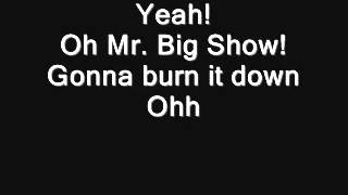 Big show theme song w/lyrcs