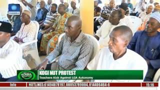News Across Nigeria: Kogi Teachers Kick Against LGA Autonomy