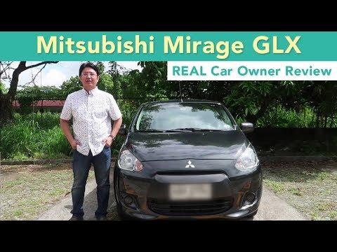 2014 Mitsubishi Mirage 1.2 CVT GLX (REAL Car Owner Review)