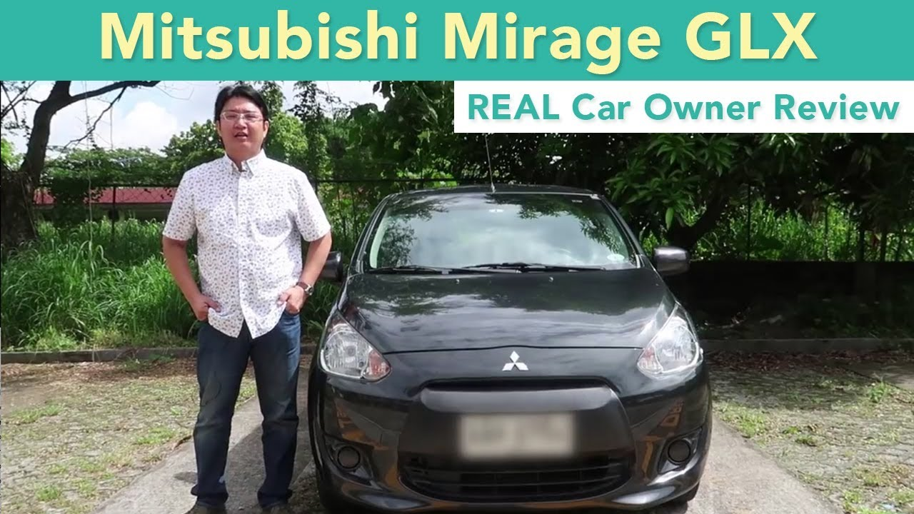 2014 Mitsubishi Mirage 1.2 CVT GLX (REAL Car Owner Review)