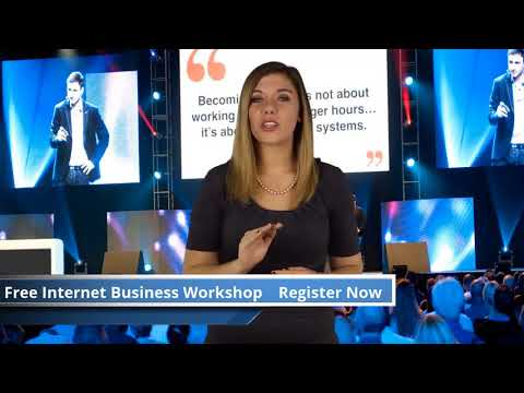 Starting An Online Business IM Freedom Workshop Hong Kong April 2018