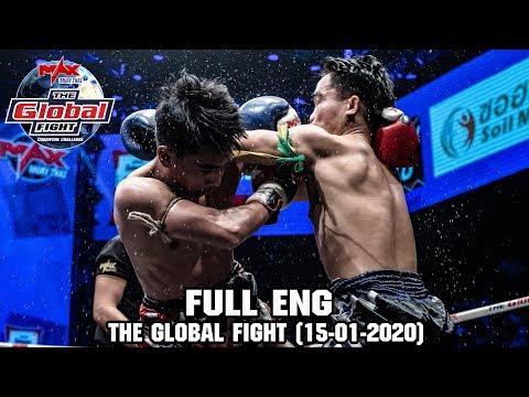 THE GLOBAL FIGHT [ Inter Ver ] - วันที่ 15 Jan 2020
