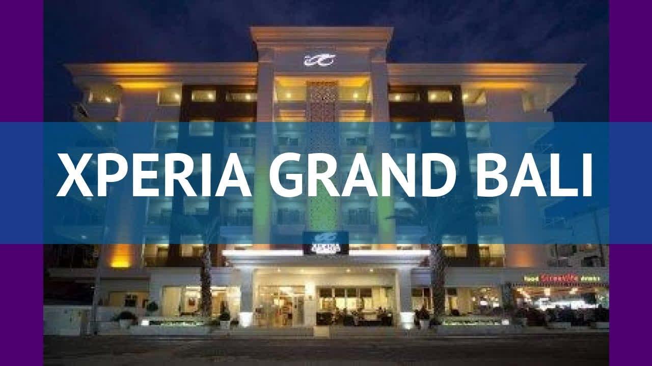 XPERIA GRAND BALI 4* Турция Алания обзор – отель ХПЕРИА ...