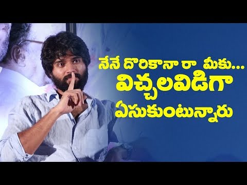 Vijay Deverakonda interview about NOTA, favourite politicians, controversies & more | Indiaglitz