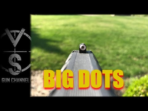 Why I Choose XS Big Dots for Defense