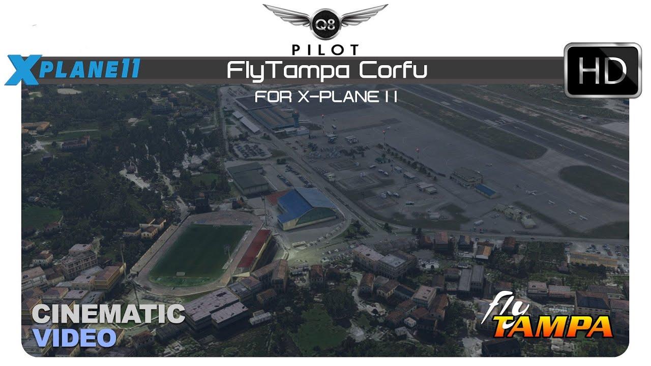 FlyTampa-Corfu