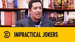 My Battle With Chronic Flatulence | Impractical Jokers