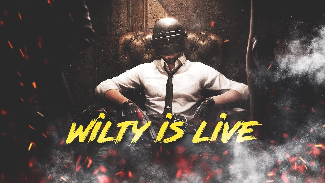 Night streams || pubg mobile live with WILTY