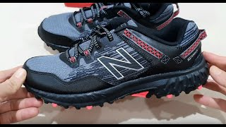 Unboxing NEW BALANCE 410 v6 ALL TERRAIN TRAIL OFFROAD RUNNING SHOES (100% ORIGINAL & RESMI) NO KW