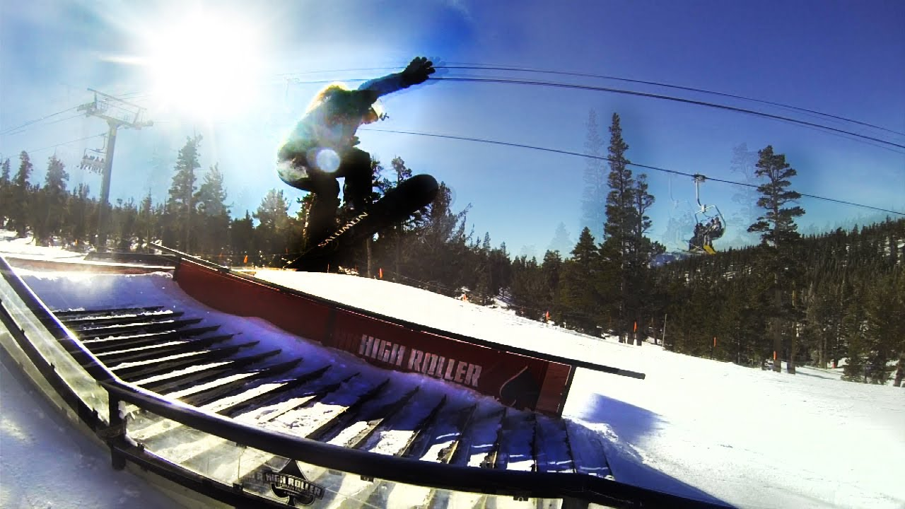 2014 Heavenly and Northstar Conditions and Terrain Park in ...