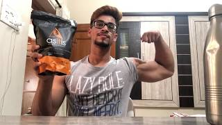 honest review | asitis whey isolated protein
