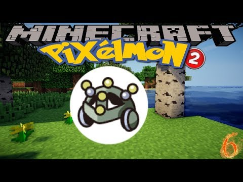 SHARING IS CARING - MINECRAFT PIXELMON S2 - EPISODE 6 (1.10.2 MODDED SURVIVAL)