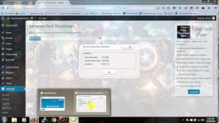 Cara Memakai Auto Post Thumbnail untuk membuat Thumbnails di GIMGIM