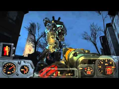 how to play as liberty prime fallout 4