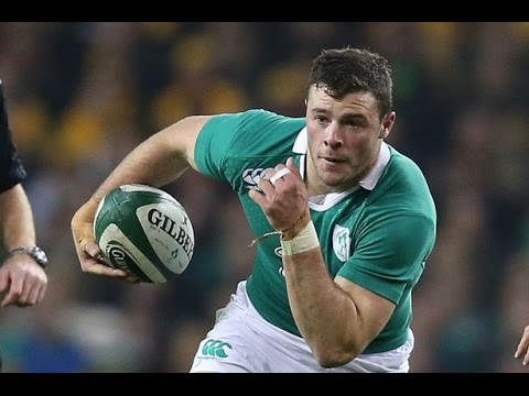 Ireland Centre, Robbie Henshaw Highlights