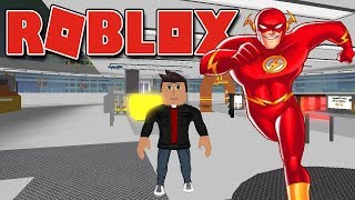 Roblox - A Fábrica do Flash ( The Flash Tycoon ) Ep 2