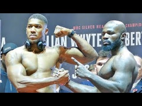 ANTHONY JOSHUA VS CARLOS TAKAM!! WHY ITS A BETTER FIGHT THAN PULEV