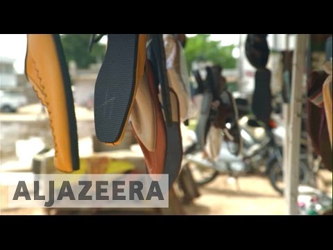 Senegal sandal makers perfect a century-old tradition
