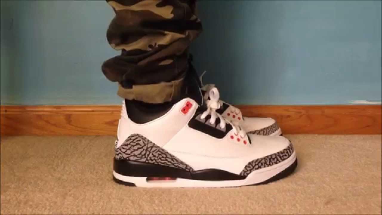 4a3ea35fa75 Air Jordan 3 Retro