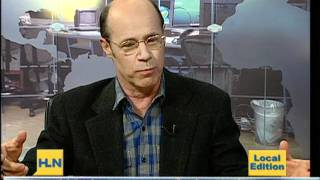 Barry Livingston interview with Brad Pomerance for Headline News