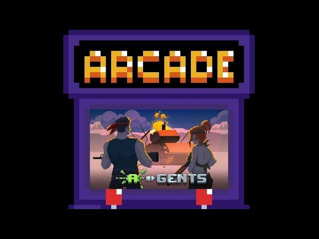 A-Gents   Hyper's Arcade