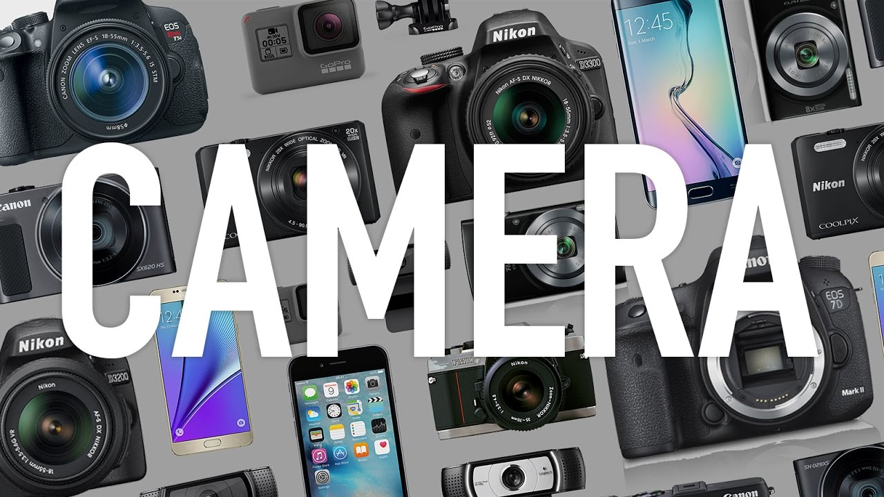 Top 10 Best Budget Camera for YouTube In 2017 - Cheap affordable for  Vlogging, Streaming & DSLR