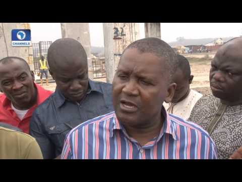Dangote Channels Documentary