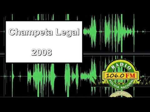Champeta Legal Emisora Policía nacional Cartagena 2008 # 4