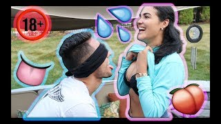 LICK MY BODY CHALLENGE: WITH CUTE GIRL (18+) SHE THROWS UP!!! ~ ShishaTribe