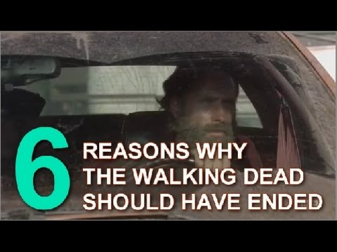 6 Reasons Why The Walking Dead Should Have Already Ended