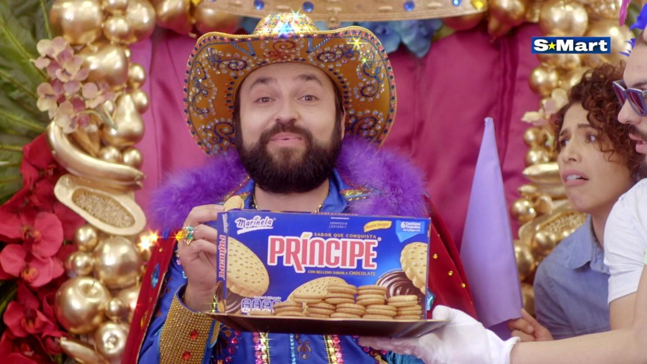 El rey de las ofertas trae decretos en las galletas youtube - El rey del tresillo ...
