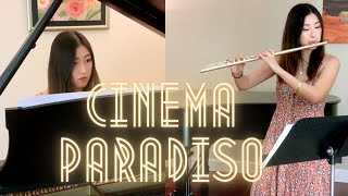 Love Theme from Cinema Paradiso - Flute and Piano