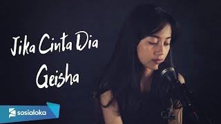 Download lagu JIKA CINTA DIA ( GEISHA ) -  MICHELA THEA COVER