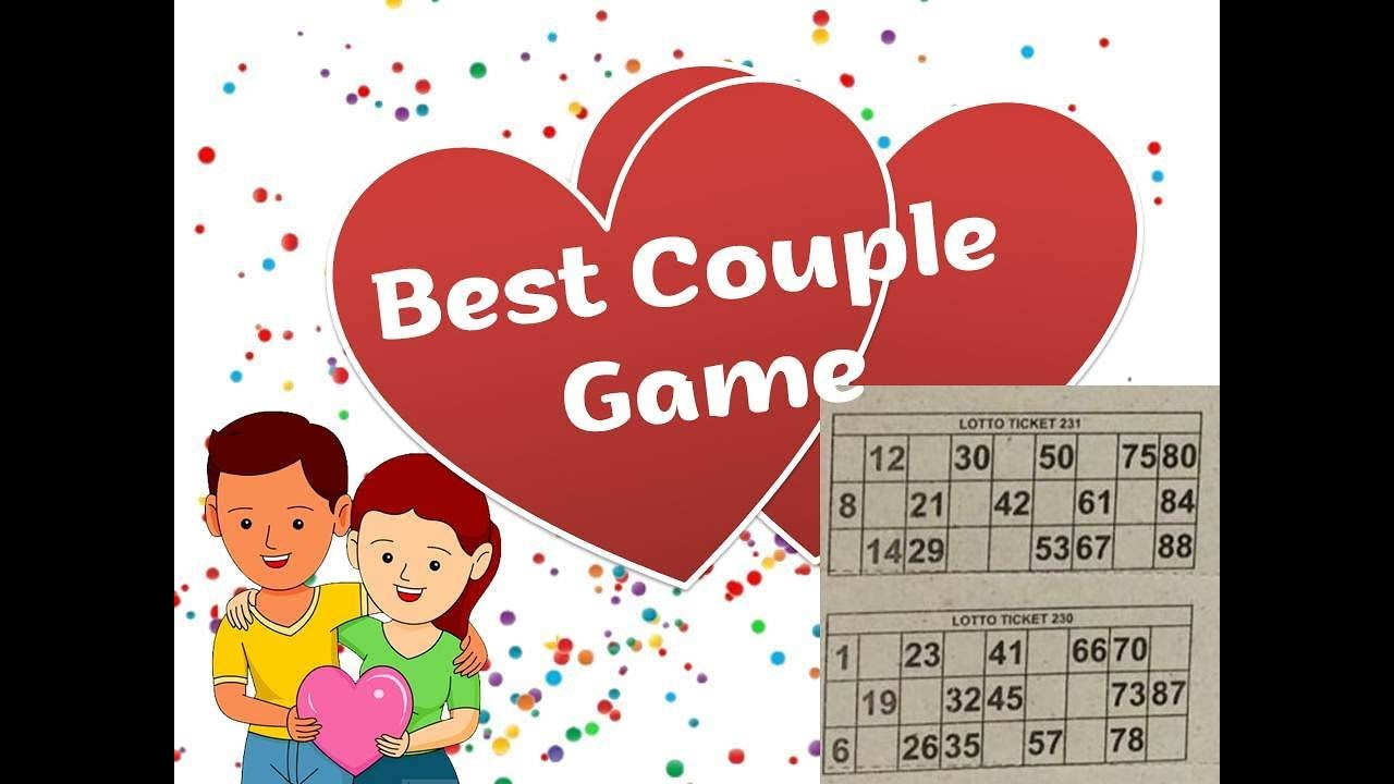 2018 Best Couple Game For Christmas Day New Year Party