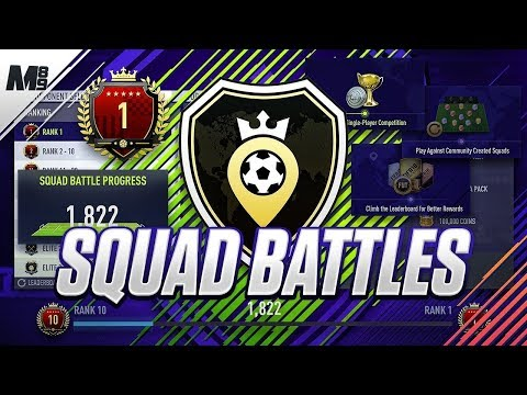 fifa 18 fut squad battles and daily challenge