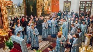 Похвала Пресвятой Богородицы 2017 год