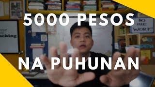 Negosyo sa Halagang 5000 Pesos