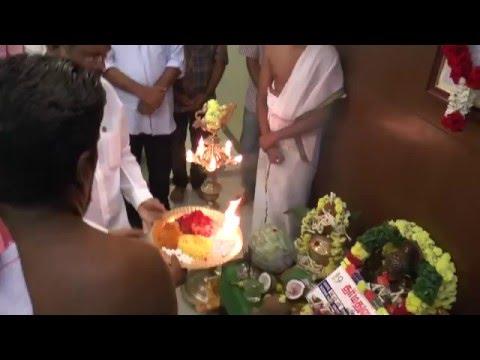 Dharmadurai Movie Pooja - Full Event Video