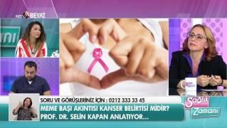 Prof. Dr. Selin Kapan - Beyaz TV Sağlık Zamanı 13.05.2017