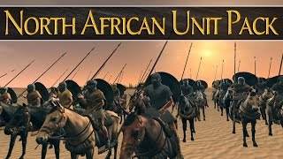Total War: Rome 2 - North African Unit Expansion - (Mod Overview)