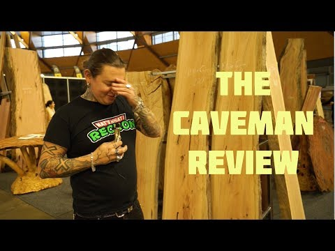 The Caveman Review