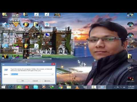 HOW TO DELET Temporary file folder in Windows 7 (disk cleanup/ delete temp files) HINDI